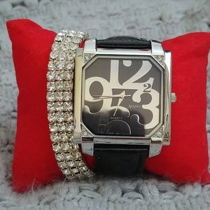 5/$30🌹Novelle Watch and bracelet set